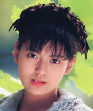 やっぱり南野陽子は、かわいいですね。