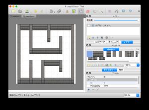 【SpriteKit】(iOS8)Tiledマップエディタで作成したマップのスクロール移動- Sazardry